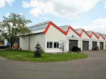 KL-Siegelbach - Großzügige, beheizte Halle mit Büro, Sanitäranlage und Teeküche