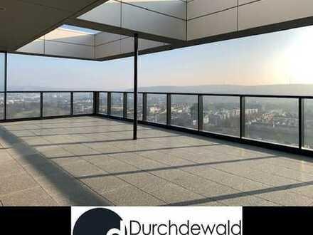 Einzigartiges Penthouse mit spektakulärem Weitblick im höchsten Wohngebäude Stuttgart