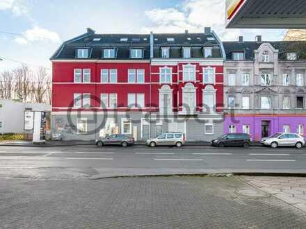 Investition mit Aussicht: Vermietete und gepflegte 3-Zimmer-ETW mit Balkon in zentraler Lage