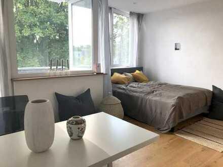 Möbliertes Studio-Appartement in Zehlendorf - Alles inklusive