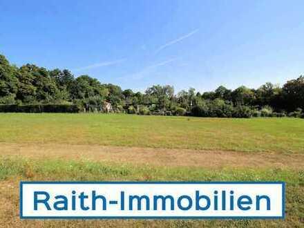 Rarität: Schönes, sonniges Freizeitgrundstück im Landschaftsschutzgebiet bei Augsburg!