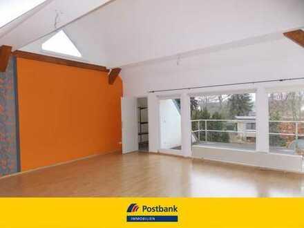 Dachgeschoss mit Galerie, 3 Zimmer, bezugsfrei in Neu Fahrland