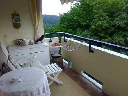 Stilvolle,ruhige 2-Zimmer-Wohnung in Stuttgart-Hoffeld, von privat, vermietet.