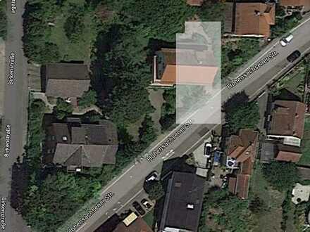 Großzügiges Grundstück für besondere, gestaffelte Doppelhaushälfte in Stadtvillen-Optik