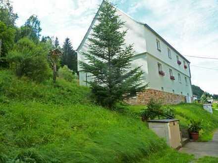 *Top - 3-ZKB-Wohnung in idyllischer Lage - Olbernhau/Rothenthal*