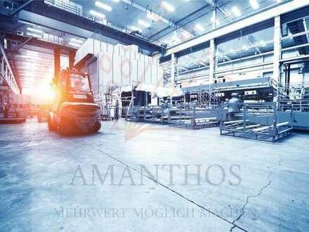 Handwerker- / Produktionsfläche mit Büro
