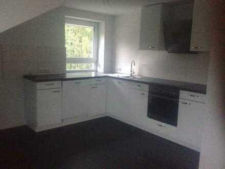 2-Zimmer-DG-Wohnung mit Balkon und EBK in Tettnang