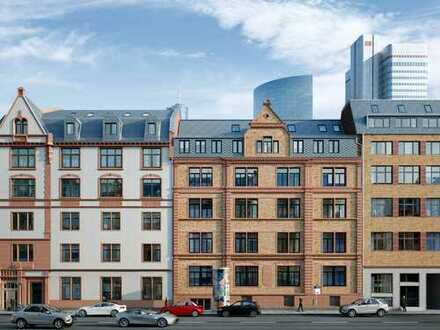 City-Apartment auf ca. 69 m² mit Balkon und formschöner Ausstattung am pulsierenden Finanzplatz