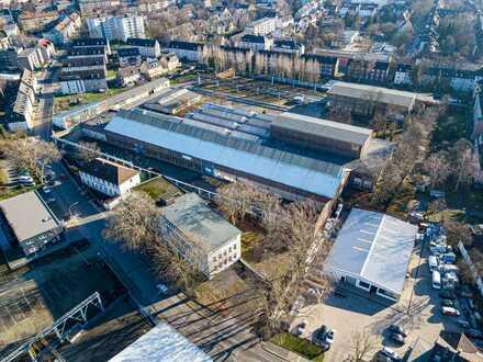 Ihre Lager- und Produktionfläche in Gelsenkirchen | gute Erreichbarkeit | zahlreiche Stellplätze