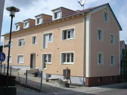 2 Zimmer Wohnung in Offingen mit Balkon und Einzelgarage