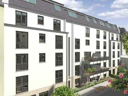 Neubau Erstbezug in Köln Sülz - Luxeriöse 4 Zimmer Wohnung mit Garten und Tiefgarage