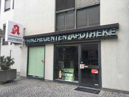 Gelegenheit - Apotheke in Ärztehaus zu verkaufen - Innenstadt Augsburg