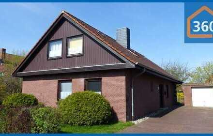 Großzügige Immobilie direkt in Greetsiel, aufgeteilt in zwei Wohneinheiten!