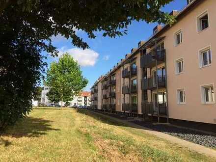 Großzügige, helle Erdgeschosswohnung mit Balkon in ruhiger Wohnlage von Butzbach