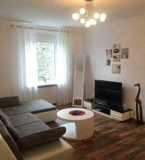 möblierte Wohnung mit drei Zimmern und Einbauküche in Baden-Baden