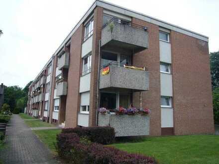Bruckhausen: große, helle 3-Zimmer Wohnung mit Balkon