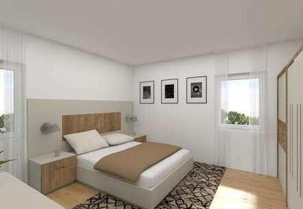 Gut geschnittene 2-Zimmerwohnung