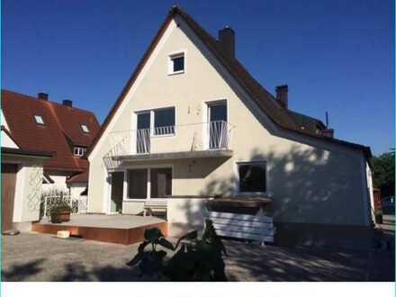 DHH in Unterschleißheim mit ca. 30qm separatem Büro mit Zugang