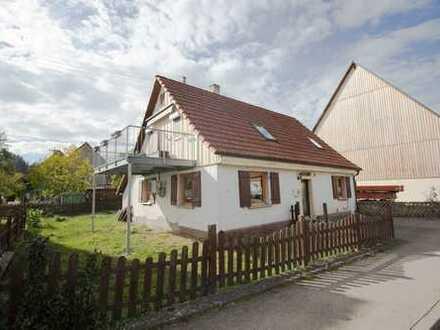 Wohnen in idylischer Baggerseenähe - Einfamilienhaus für Heimwerker