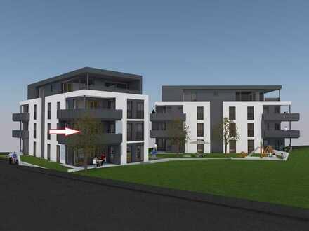 Ruhig und zentral, spektakulärer 95.55 m² -Grundriss