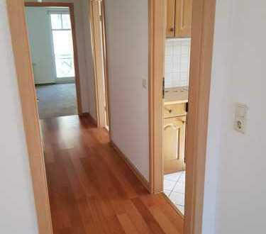 Gepflegte 2-Zimmer-Wohnung mit Balkon und EBK in Ahlbeck