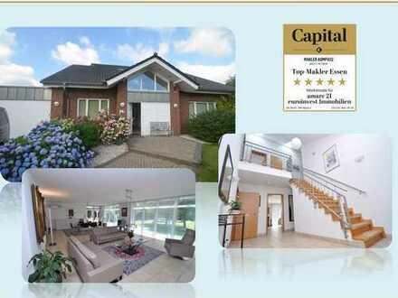 freistehende Villa in TOP Qualität auf 3.000m² Grund !
