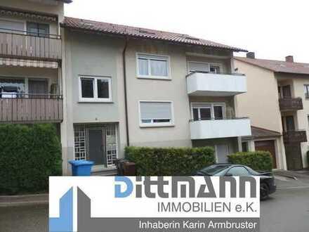 4-Zimmer–Wohnung mit Balkon in Ebingen