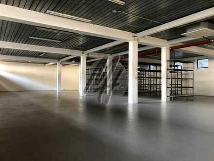 KEINE PROVISION ✓ IM ALLEINAUFTRAG ✓ TOP-AUSSTATTUNG ✓ Lager-/Serviceflächen (450 m²) zu vermieten