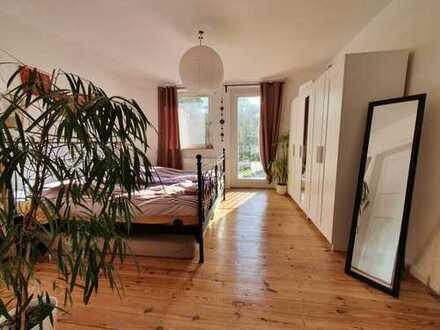 2-Zimmerwohnung in Groß Gusborn mit Garten zu vermieten