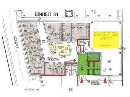 Büro-/Praxisflächen in der Schwandorfer Innenstadt zu vermieten!