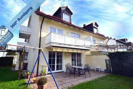 Schöne Doppelhaushälfte mit Westausrichtung in ruhiger Lage der Lerchenau