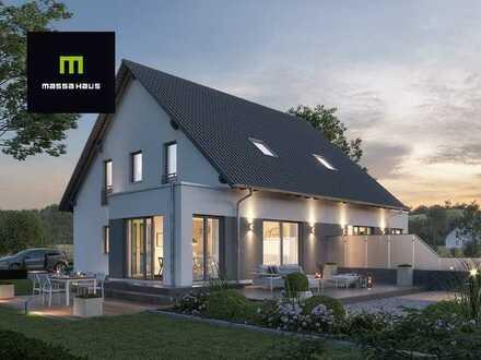 Doppelhaushäfte mit viel Platz für die Familie / auch als Anlage für Vermieter !