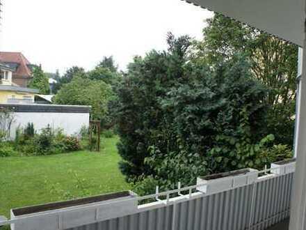 Hochparterrewohnung am Schafbrinke mit Balkon und eigener Terrasse