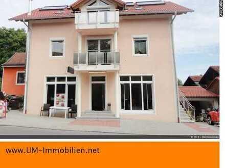 Mehrfamilienhaus mit eingerichtetem Geschäftsbetrieb