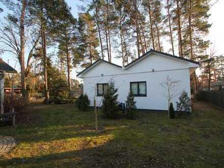 Kleinhaus nahe des Wandlitzsees mit Eckbaugrundstück