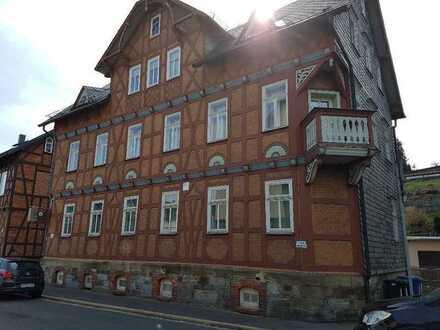 Repräsentatives Wohn- und Geschäftshaus in der reizvollen Natur des Steinachtals