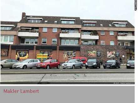 Helle Wohnung mit Tiefgaragenstellplatz und direkten Einkaufsmöglichkeiten