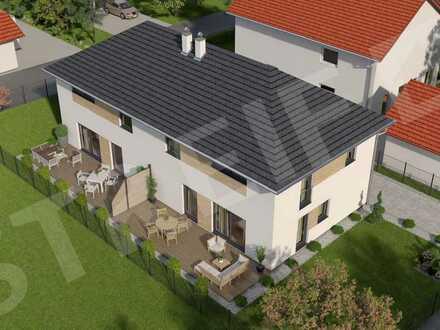 Ihre Chance! Bauen Sie mit Streif Ihre Traumdoppelhaushälfte mit Grundstück