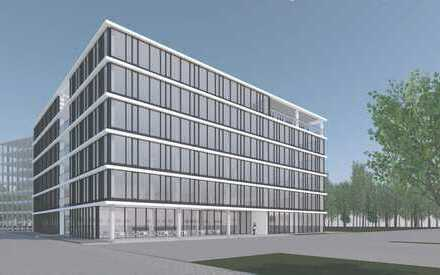 Bürogebäude Ingolstadt,Neubau Nähe IN-Campus - Ferdinand-Brau-Straße 6