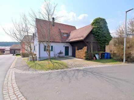 Gemütliches Einfamilienhaus mit großem Garten!