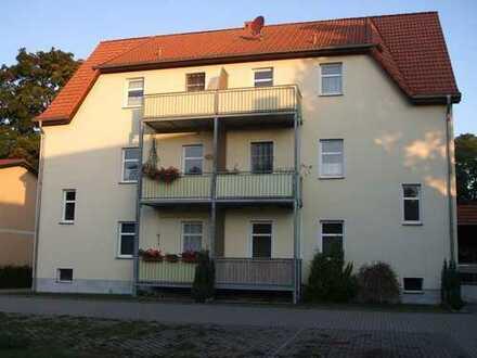 Gemütliche 2 Zimmerwohnung mit Balkon unweit des Stienitzsees