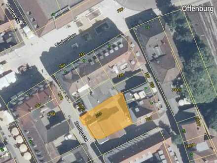 Baugrundstück - direkt in der Offenburger Innenstadt
