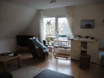 Grosszügige Maisonette Wohnung mit Balkon