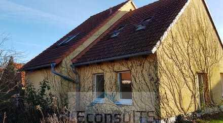 In Machern Leipziger Land solides Einfamilienhaus !