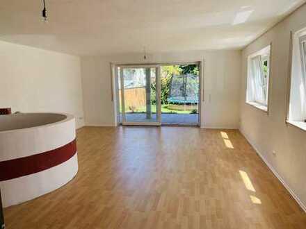 Attraktive 5-Zimmer-EG-Wohnung mit Balkon in Lampertheim