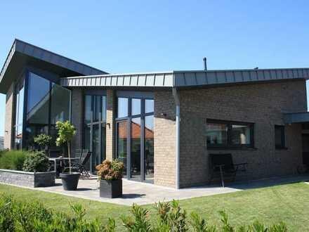 Neuwertiges Architektenhaus – exklusives Wohnen in Dorum