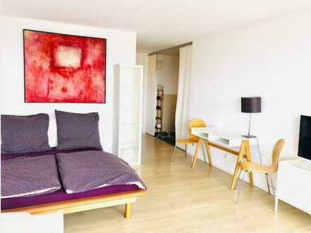 Schönes Apartment über den Dächern der Stadt, München, Bogenhausen