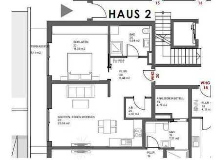 Wohnen im Erdgeschoss im Mühlrieder Weg - Bereit zur Reservierung!