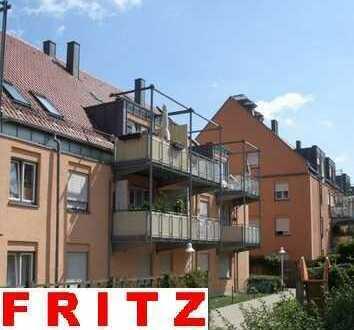 **Möbliertes Appartement**Gersthofen-Zentrum**