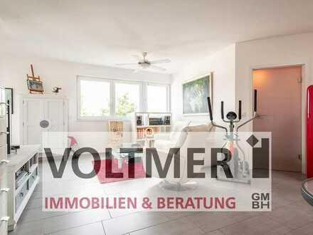 KLEIN-FEIN-DEIN - neuwertige Etagenwohnung mit Einbauküche an der Bliespromenade!